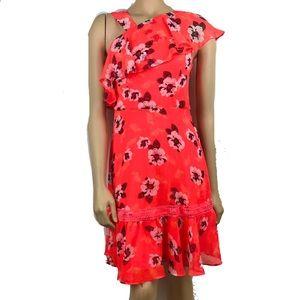 BOLD Express One Shoulder Dress